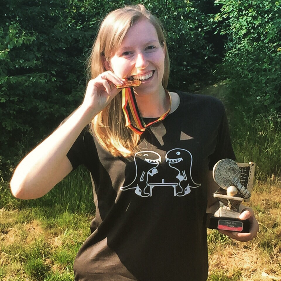Deutsche Meisterin: Aileen Kilincarslan
